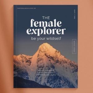 The Female Explorer Ausgabe No. 1 Outdoormagazin für Frauen