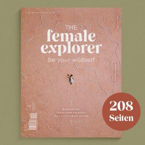 The Female Explorer Ausgabe No. 2 Outdoormagazin für Frauen